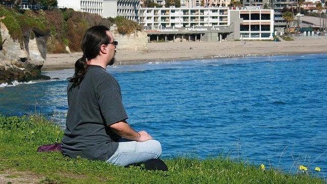 Avoid Information Overload with Regular Meditation