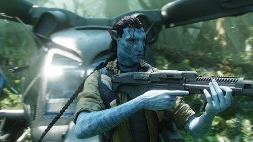 New Avatar Stills: Blue Magic!