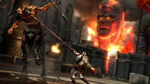 The God Of War Collection Collects GoW III Demo