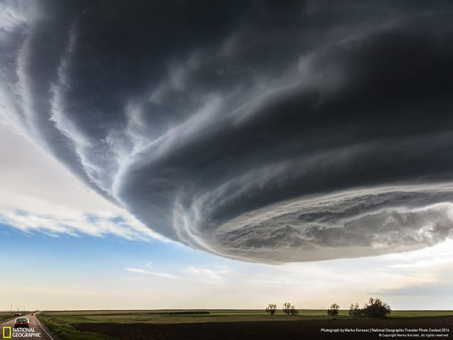 The best National Geographic readers' photos of 2014