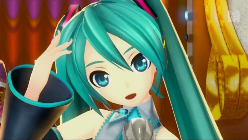 Hatsune Miku on the PS3 Lets Players Pick Up Where They Left Off