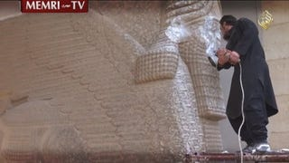 ISIS Smashes 3,000 Years of History in Iraqi Museum Attack