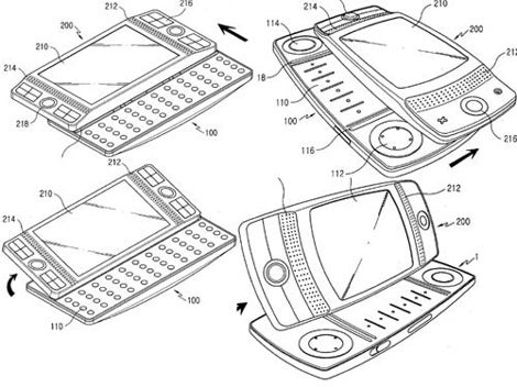 Samsung's Future Phone Concepts to Mimic the K5