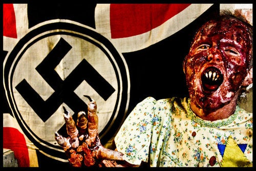 How Nazis created zombies (plus Kanye West's 34-minute music video)