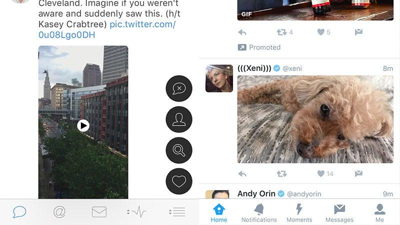 iPhone Twitter App Showdown: Tweetbot vs. Twitter