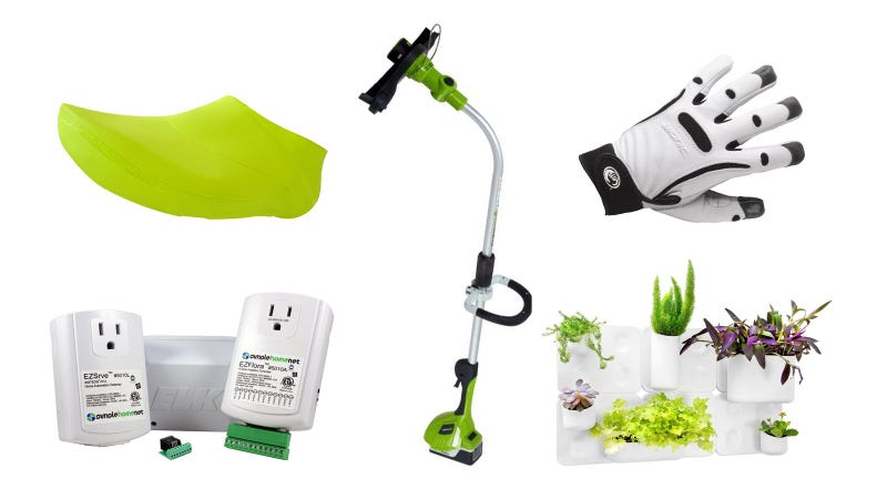 Green Gifts for the Urban Gardener