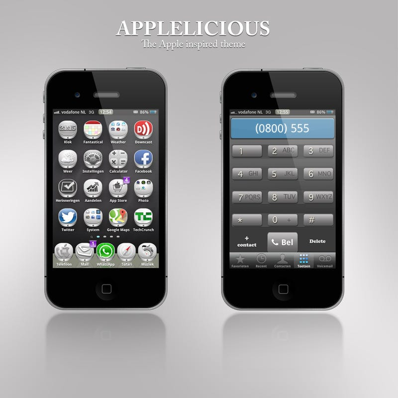 Discover a new iPhone experience