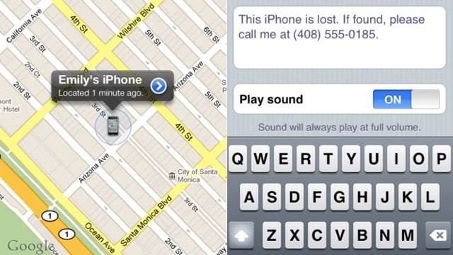 If You Stab Someone Don't Steal Their iPhone Because the Police Will Use Find My iPhone to Catch You