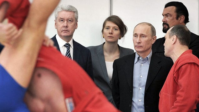 Putin's Celebrity Friendships Put His Heart in Grave Danger