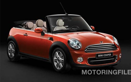 2011 Mini Cooper Gets Two More Horsepower