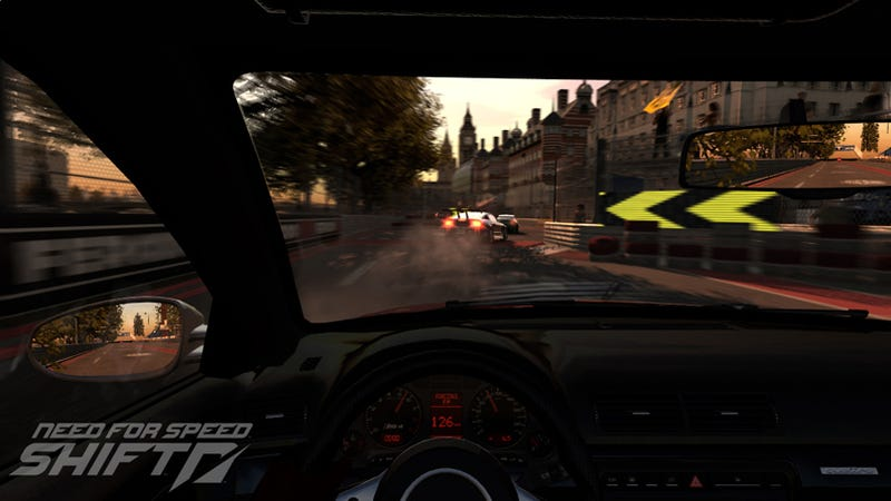 Need For Speed Shift Shifts Into September