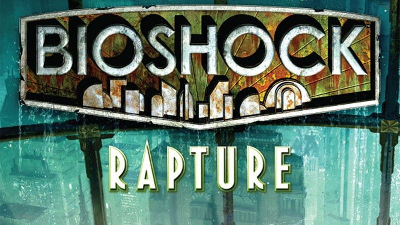 The Story of Rapture Begins Here
