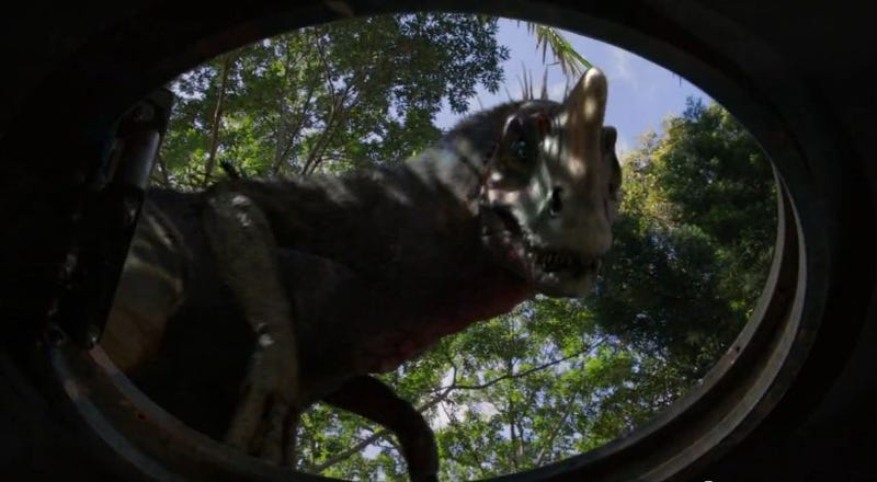 "Your First Look at Terra Nova's Deadly ""Slasher"" Dinosaurs"