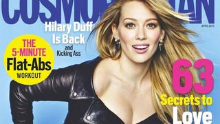 <i>Cosmo</i> Helps Hilary Duff Be the Star of Her Divorce