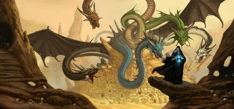 Why Dragonlance should be the next fantasy film franchise
