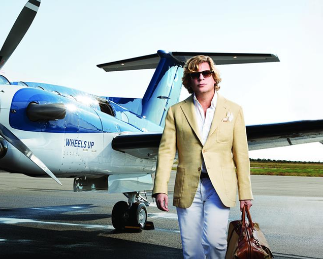 We Tried to Interview This Rich Guy About His Rich People Book