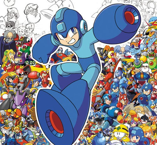What On Earth Is Mega Man Universe?