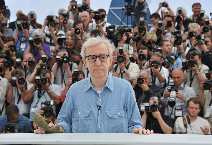 "Dylan Farrow Responds to Woody Allen: ""I Have Never Wavered"""