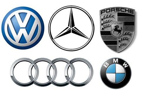 German Car Brand Logos