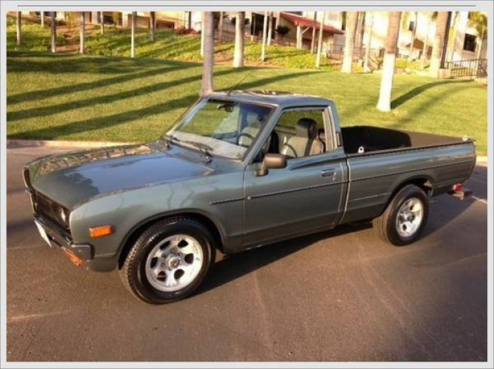 For $5,800, Get Into Bed With A Datsun