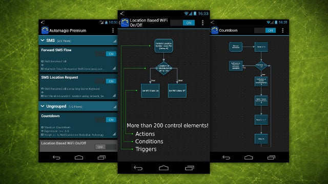 Automagic Is a Powerful, Easy to Use Automation Tool for Android