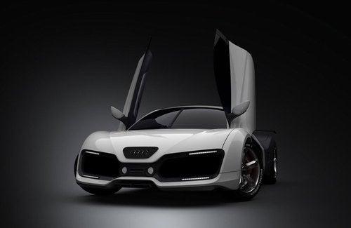 SEAT + Lamborghini + VW = Audi RS7 Concept