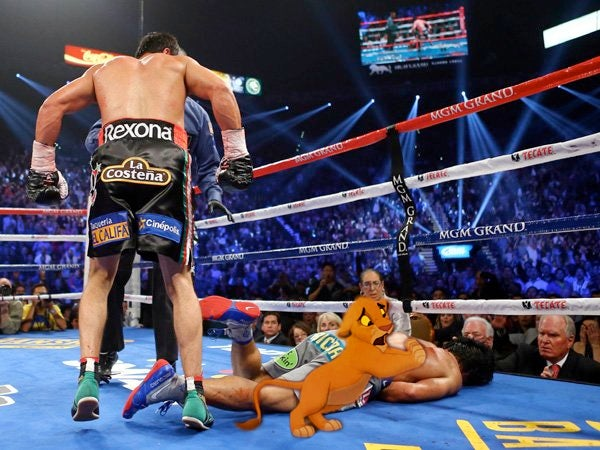 Roundup: The Best Manny Pacquiao Photoshop Contest Submissions