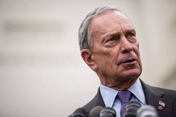 Mayor Bloomberg Vows to 'Fucking Destroy' the Taxi Industry