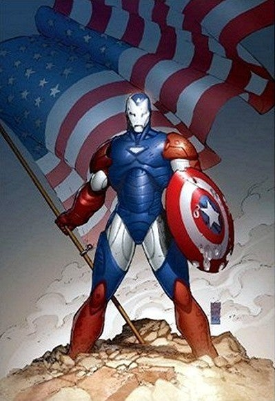 Who Is Marvel's Iron Patriot?