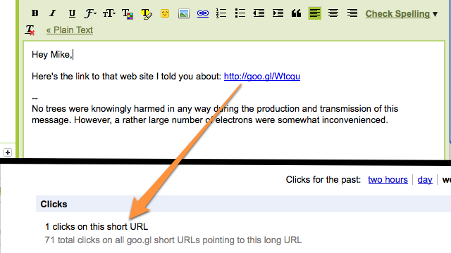 Check if Your Emails Are Getting Read with URL Shorteners