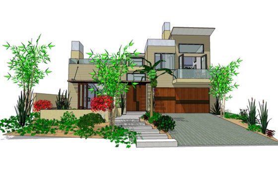 I freaking love this house plan.