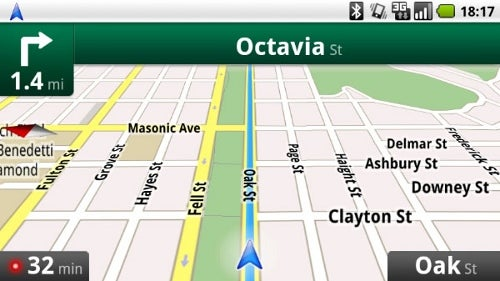 Google Navigation is a Total GPS Replacement—As Long As You're Connected