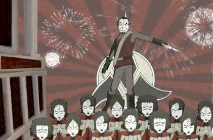 Animated Klingon Propaganda Could Be A Viral Video For Trek 2
