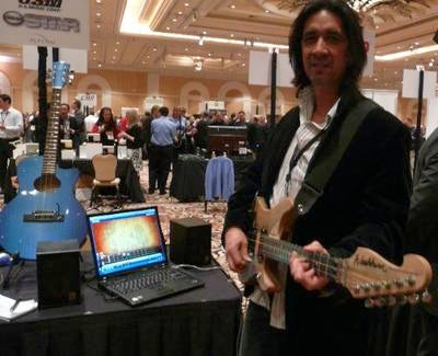 Disney Star Guitarist: Guitar Hero, But With Real Guitars