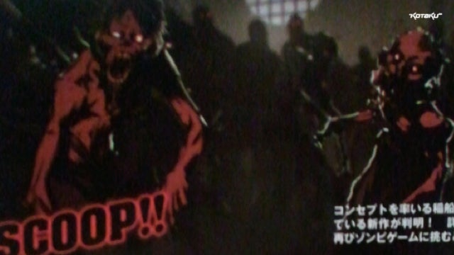 The Newest Game from Dead Rising's Creator Is, Well, a Zombie Game [Updated with First Images]