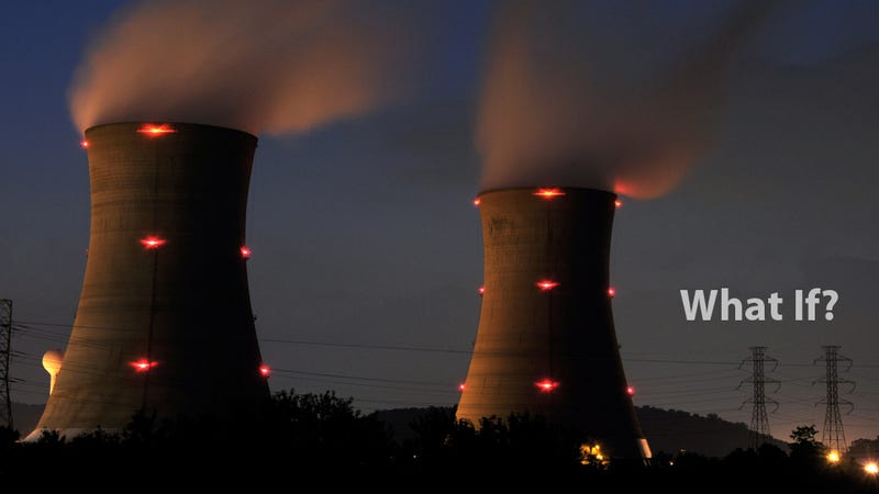 What Would It Take To Evacuate a Nuclear Meltdown?