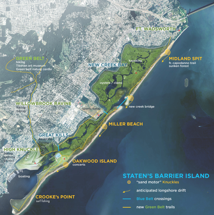 5 Radical Ideas To Protect Coastal Cities From the Next Big Storm