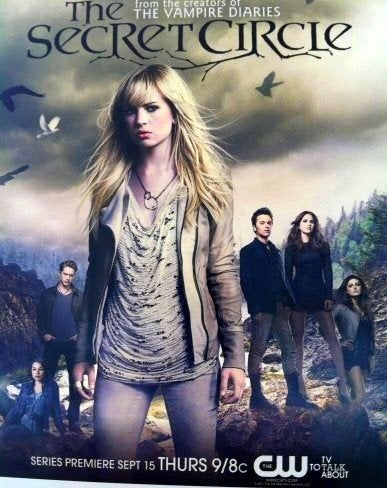 The Secret Circle Pictures and Poster