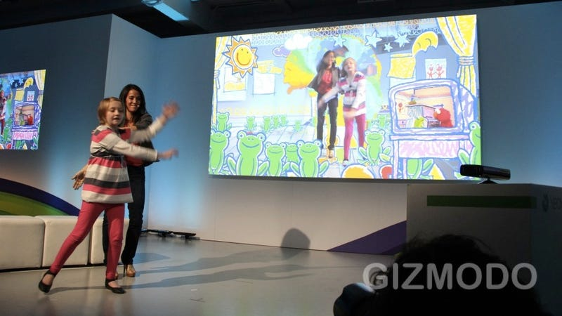 Kinect Realizes Millions of Fantasies by Putting Kids Inside Sesame Street