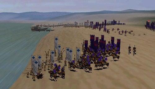 Total War Ditches Gunpowder, Returns To Japan?