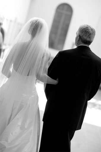 Fathers Of The Bride: Tradition & Tensions Down The Aisle