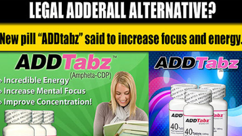 'Adderall Alternative' Advertises on Harvard's Student Newspaper Website
