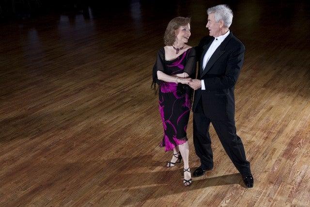 How an Untrendy Partner Dance Made Me Less of a Jerk