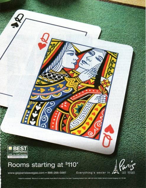 Las Vegas' Very Special Gay Cards