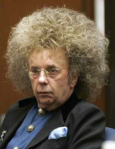 Phil Spector Requests iPod to Pass the Time While in Jail