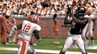 NCAA Football 11 Review: A Big Man On Campus