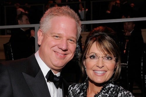 What Are Glenn Beck and Sarah Palin Doing Together in Alaska on 9/11?