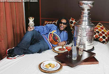 Ladies And Gents, It's The NHL Playoffs