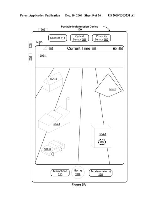 Apple Dabbles With a 3D Multitouch UI
