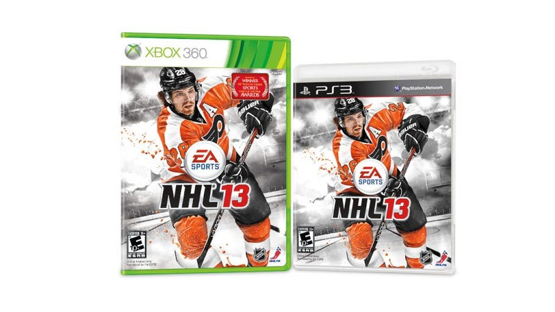 NHL 13 Crowns Its Cover Star at the League's Awards Night